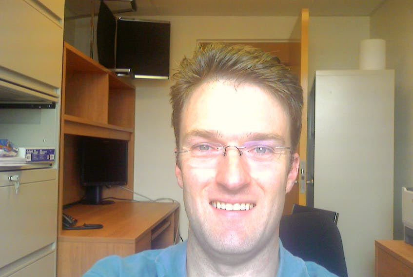 Dr. Matthew Oughton is an infectious disease doctor at Montreal's Jewish General Hospital and assistant professor at McGill University.