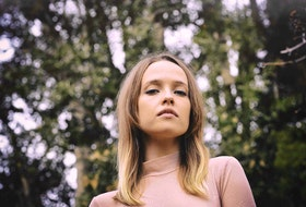 Actress and singer-songwriter Siobhan Williams.