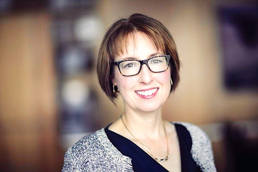 Before joining the Halifax International Airport Authority in 2020, Marie Manning had been the director, Marketing and Business Development with the St. John's International Airport Authority for a decade and a half. —  HIAA photo
