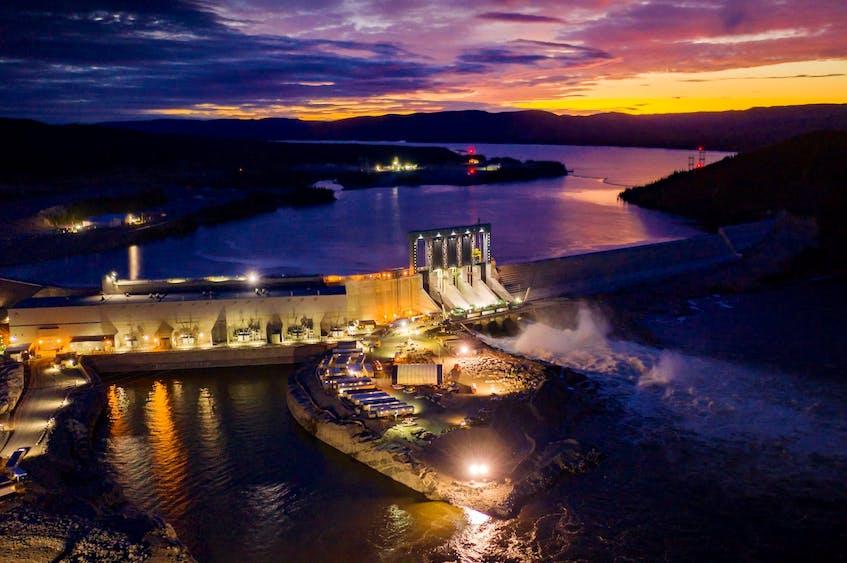 The Muskrat Falls Generating Facility. — Nalcor Energy