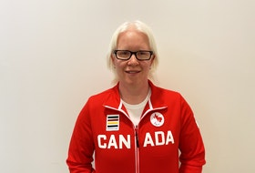 Charlottetown's Amy (Kneebone) Burk is the captain of Team Canada's goalball team for the Paralympics.