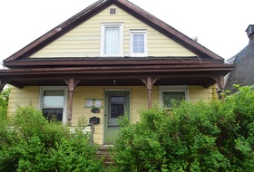 A house at 30 Wesley St. in Whitney Pier is currently up on property tax sale by the Cape Breton Regional Municipality with a starting bid for the outstanding taxes of $10,137.53. Sharon Montgomery-Dupe • Cape Breton Post
