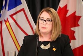 Newfoundland and Labrador Hydro president and CEO Jennifer Williams.