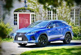 The 2021 Lexus RX 350 looks perfect for the times, as crazy as they might currently be. Postmedia News