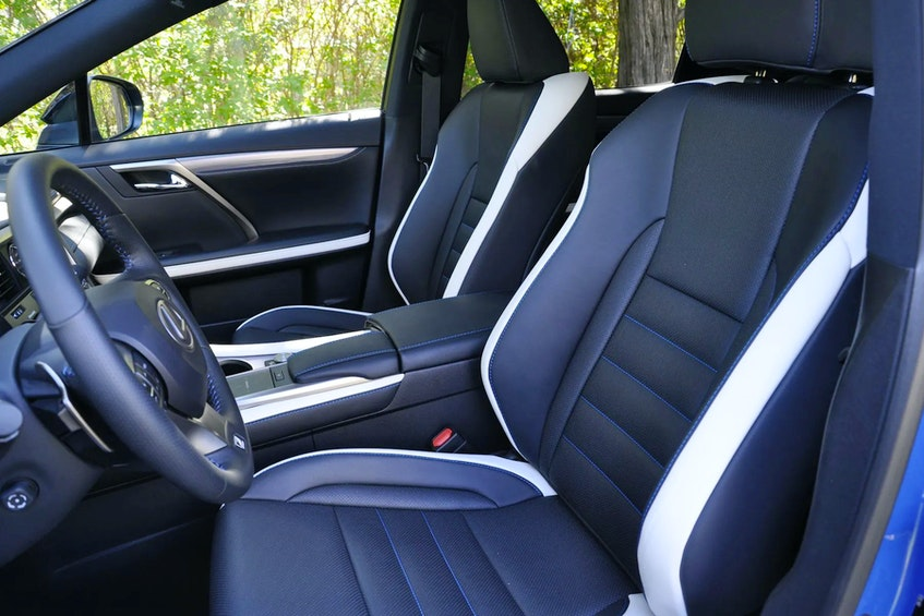 The RX's seats are universally appealing, comfortable and supportive. Postmedia News - POSTMEDIA