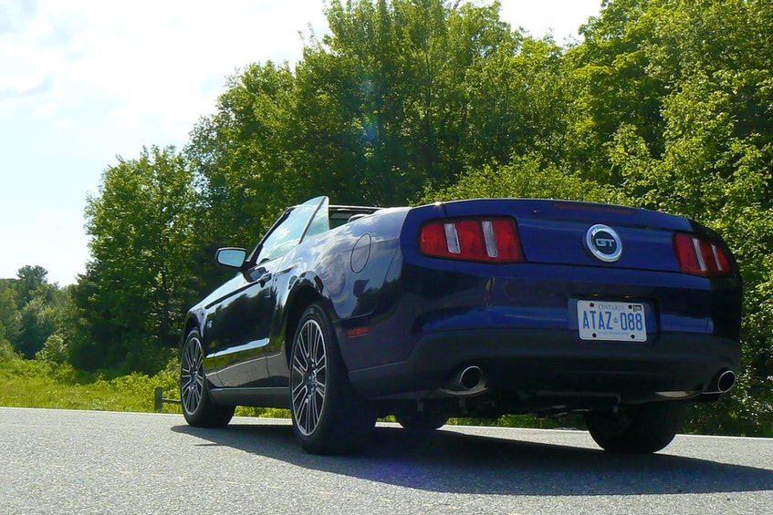 Shoppers considering their first Mustang Convertible can consider joining an online Mustang forum or Facebook group to connect with existing owners. Postmedia News - POSTMEDIA