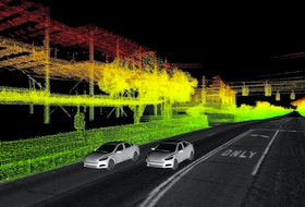 To further spur innovation in self-driving data, Ford is releasing a comprehensive self-driving vehicle data package to the academic and research community. Handout image/Ford