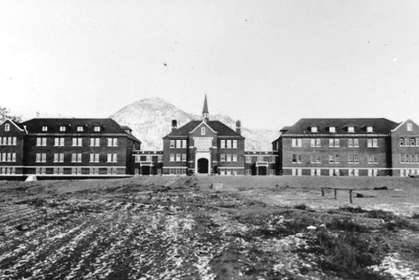 The Marieval Residential School operated from 1899 to 1997 on what is now Cowessess land, about 165 kilometres east of Regina. It was run by the Roman Catholic Church. - Contributed/Facebook
