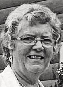Eleanor Elizabeth (Betty) R.N. (Retired) Williams