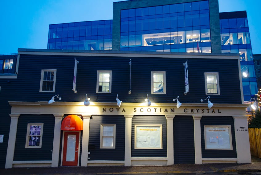 Nova Scotian Crystal on the Halifax waterfront announced over the winter that it would close permanently at the end of February. Ryan Taplin - The Chronicle Herald