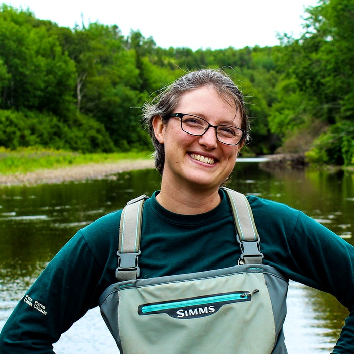 Sarah Penney is a resource management officer II at Parks Canada, and has been working in environmental restoration and conservation for a number of years. PARKS CANADA - Contributed