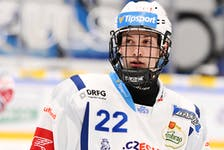 Czech forward Jakub Brabenec was the Charlottetown Islanders' top pick in the 2020 Canadian Hockey League import draft.