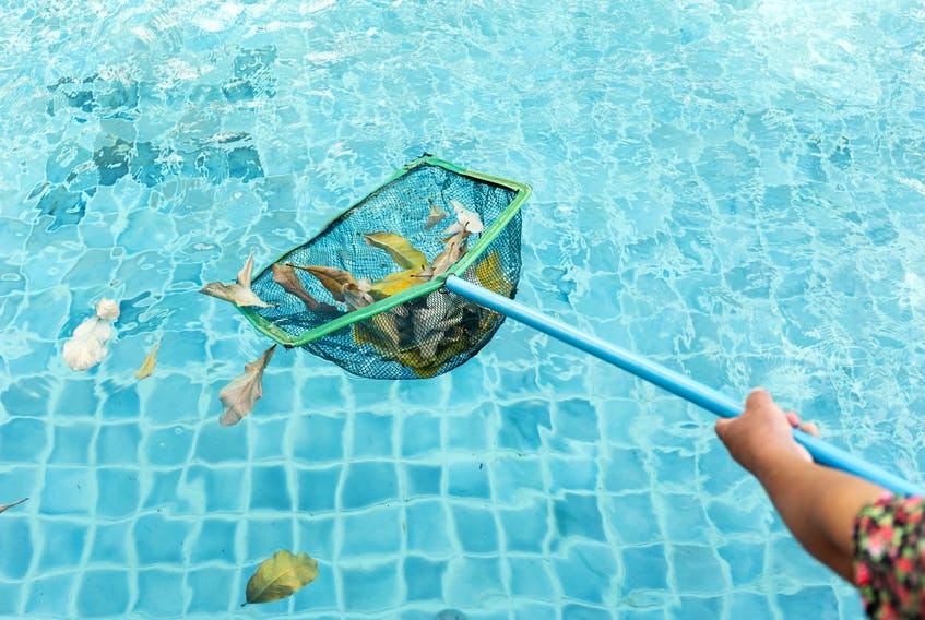 Having a pool is great in the summer, but it can take some work to keep it clean and ready for fun.