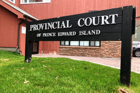 The provincial court building in Charlottetown is located on Water Street.