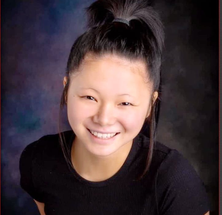 Maia Zann-Roland was 18 when she passed away on June 17 from cancer. Her spirit had a big impact on those around her. - Contributed