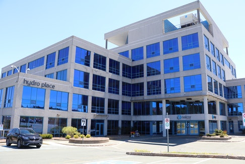 The headquarters of Nalcor Energy and Newfoundland and Labrador Hydro in St. John's. Glen Whiffen • The Telegram