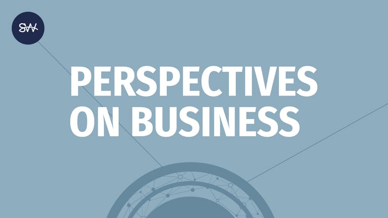 Newsletters Perspectives on Business