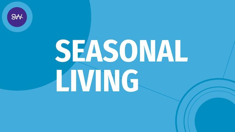 Newsletters Seasonal Living