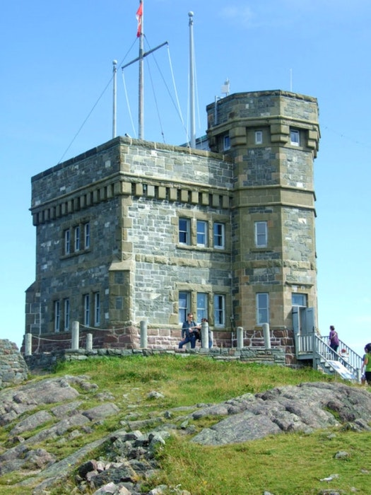 While special events have been postponed due to COVID-19, the visitor centre, Cabot Tower, and gift shop at Signal Hill in St. John's, NL are all open. - Contributed