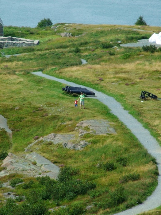 There are five beautiful trails to explore near Signal Hill. - Contributed