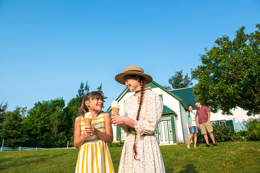 No trip to P.E.I. is complete without celebrating Anne of Green Gables. - Contributed