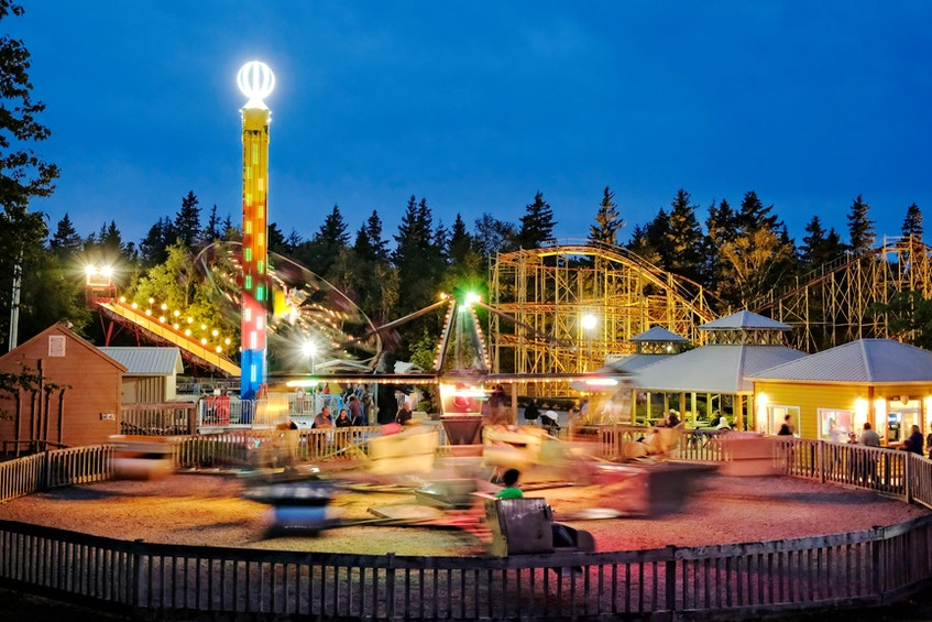 Located in Cavendish Beach, Sandspit offers a blast from the past with its classic amusement park atmosphere. - Contributed