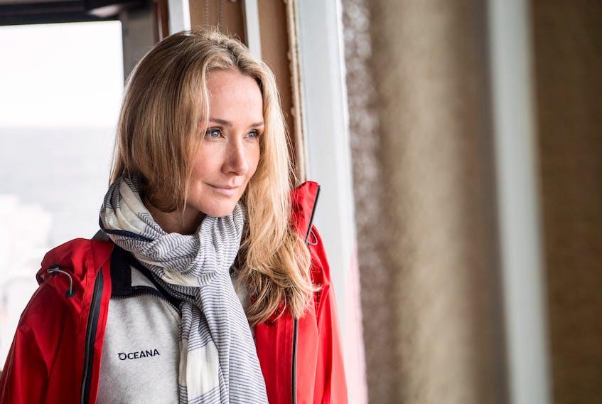 Alexandra Cousteau is a senior adviser with Oceana. —  Neil Ever Osborne • Oceana Canada photo