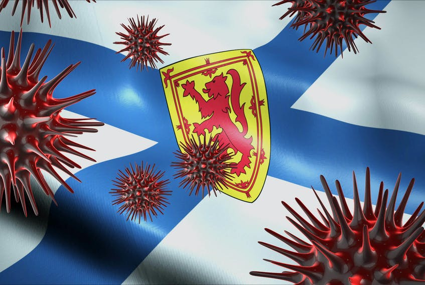 Nova Scotia reported three potential COVID-19 exposures for June 3.