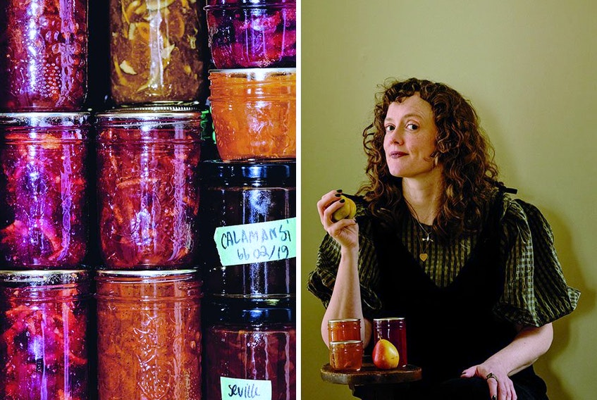 In Jam Bake, pastry chef and master preserver Camilla Wynne shares recipes for both creating and baking with homemade jams.