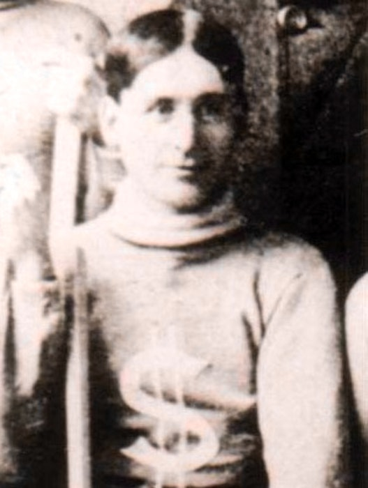 Bill Dunphy was a member of the Sydney Millionaires when they challenged for the Stanley Cup in 1913. Contributed • Nova Scotia Sport Hall of Fame