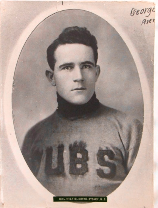 Neil Wilkie was considered by many to be a National Hockey League calibre player. Contributed • Nova Scotia Sport Hall of Fame