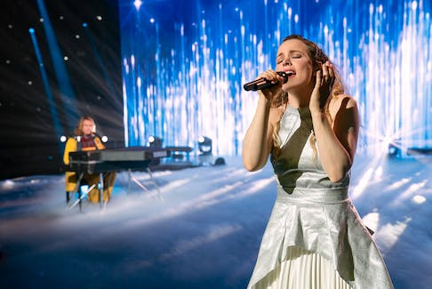 Rachel McAdams is excellent in Eurovision Song Contest: The Story of Fire Saga on Netflix. - Netflix