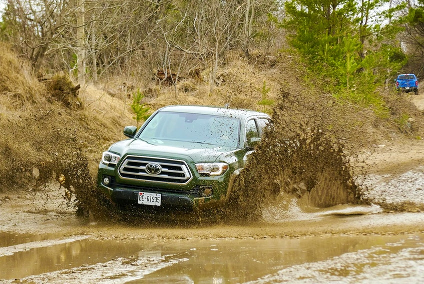 For 10 years now, Vincentric has put out an annual Canadian list of new vehicles that are tops in their field. The Toyota Tacoma SR5 has won its class in every one of those years. Elliot Alder/Postmedia News
