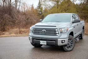 All the virtues that made the impressive second-generation Toyota Tundra legendary are still here 14 years later. Clayton Seams/Postmedia News