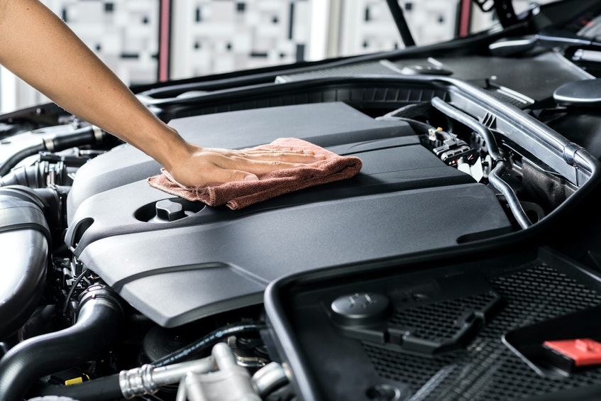 Modern engines with direct injection are designed to provide a long and gunk-free life, provided they're cared for properly. 123rf stock photo - POSTMEDIA