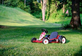 Officially the winner of the Toy Association's 2021 Outdoor Toy of the Year, the Ultimate Go-Kart joins storied nameplates such as Fisher-Price and Crayola atop the podium. Postmedia News