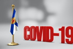 Nova Scotia reported two COVID-19 cases associated with two schools in the central health zone for June 6.