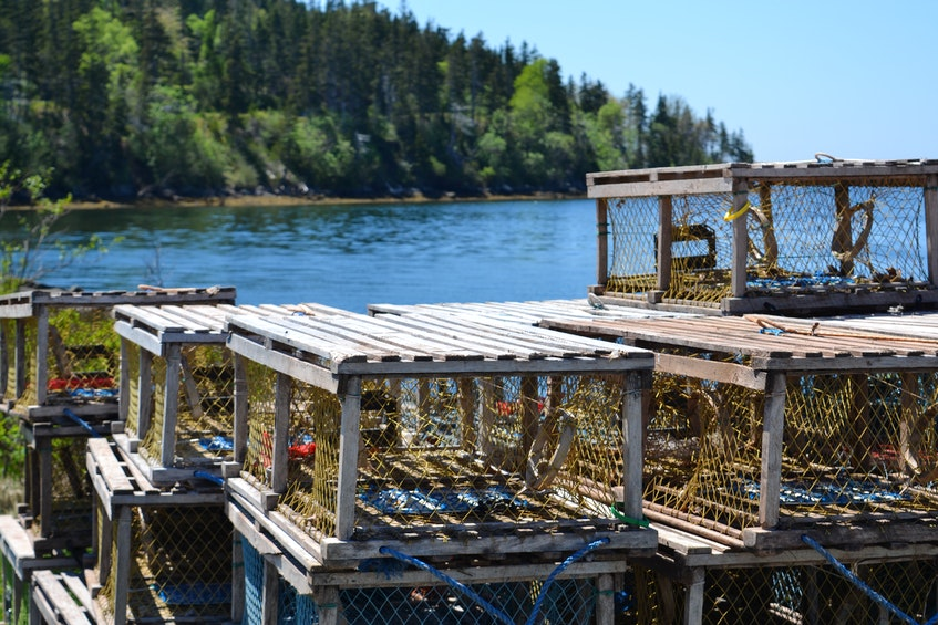 Craig Doucette of Potlotek First Nation said he's had 40 traps go missing since he started lobster fishing on May 10 under his community's Netukulimk fishing plan. He said DFO confirmed they have seized some of his traps but refused to tell him how many. ARDELLE REYNOLDS/CAPE BRETON POST - Ardelle Reynolds