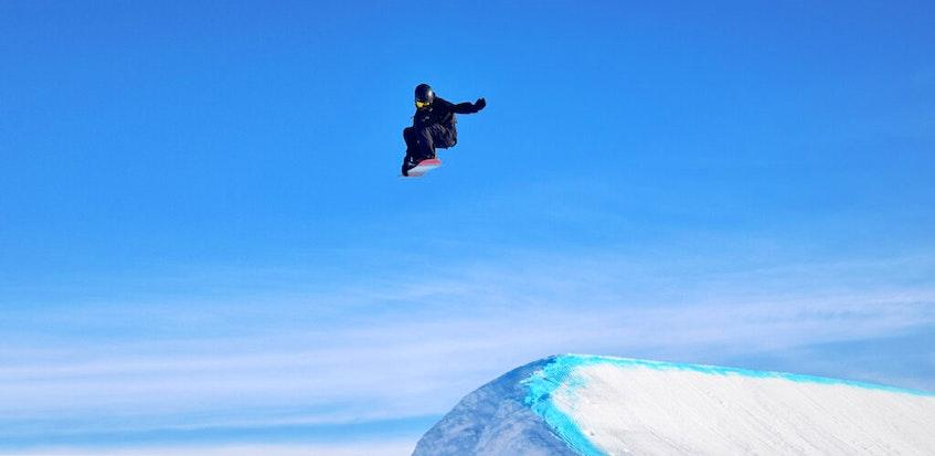Kai Matthews was a snowboarder and kinesiology student. - Nova Scotia Snowboard