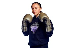 Lower Sackville High School student and champion boxer Sierra Eshouzade went toe-to-toe with nine other athletes from across North America on the TVO reality competition show All-Round Champion.
