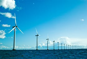 The offshore wind farm, proposed by Brezo Energy, would be located in the Chedabucto Bay area. STOCK IMAGE