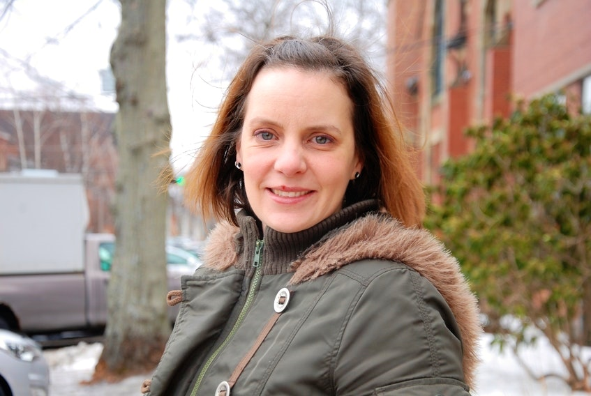 Danya O'Malley, executive director of P.E.I Family Violence Prevention Services Inc, says fewer men come forward for help with mental health issues than women, something she'd like to see change.  - Contributed