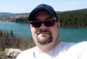 Keith Fitzpatrick lives in Labrador City, Labrador. He says rehab helped him confront the roots of his addiction. — Contributed photo