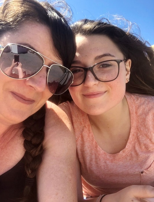 Helen Paquette's daughter, Jaylee, started experiencing several seemingly unrelated health conditions when she was nine years old. Eventually, a blood test determined she has Type 1 diabetes. It's been seven years since her diagnosis and the Yarmouth, N.S. teen is still learning to live with and manage her diabetes. - Contributed