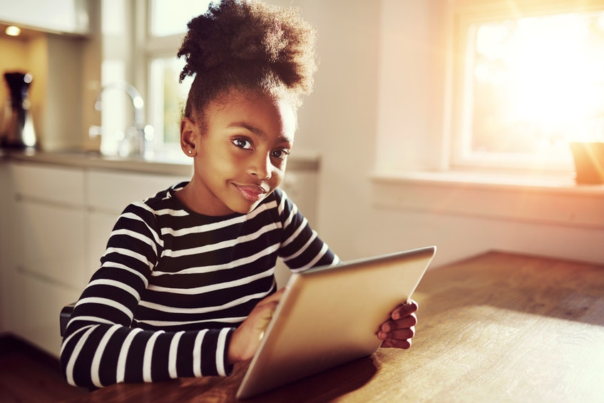 When should kids be allowed to use social media? There's no perfect age, says psychologist Kim O'Connor. It's more about parents providing guidance. - RF Stock