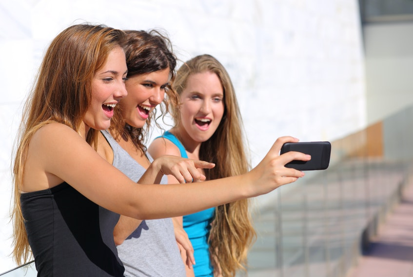 """Social media has created a """"like"""" culture, says registered psychologist Kim O'Connor, where the value placed on getting """"likes"""" and """"followers"""" is problematic, especially among teenage girls. It can be devastating when there's a negative response."""