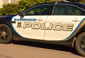 When Summerside Police stopped the suspect in a Bayview Drive parking lot, police said he backed up, crashing into a police car and fleeing on Bayview Drive onto Water Street.