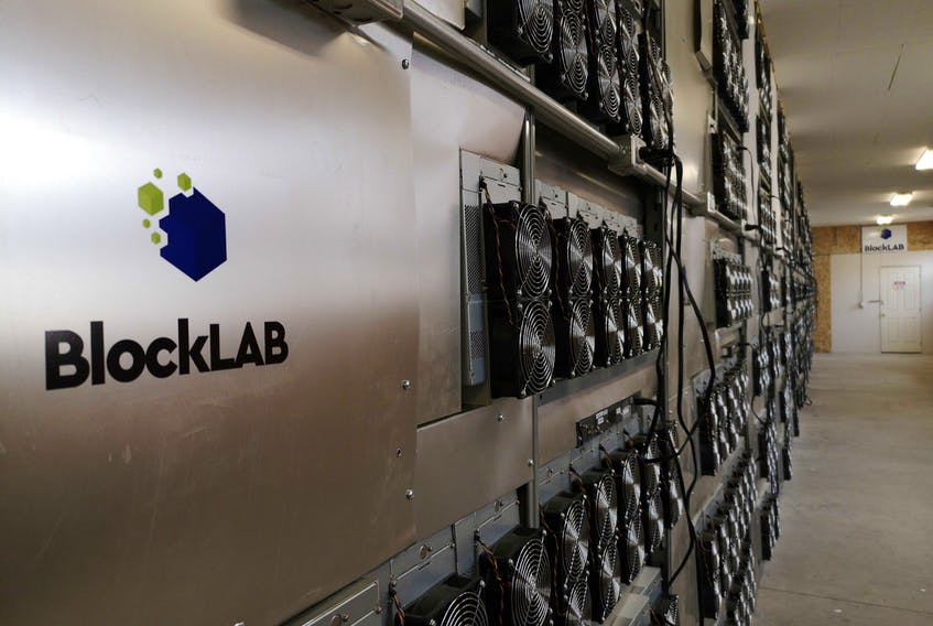 BlockLAB is a blockchain and data storage company based in Labrador that wants all the power from Churchill Falls and Muskrat Falls that Newfoundland and Labrador Hydro will give to it.