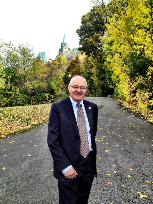 Malpeque MP Wayne Easter has continued to pressure the federal government to reopen the Canada-U.S. border. - Contributed