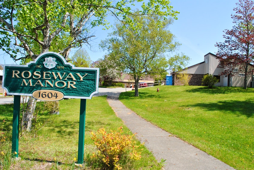 The start of much needed renovation work at Roseway Manor in Shelburne has been stalled, in part due to COVID.  KATHY JOHNSON